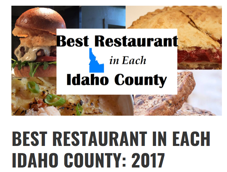 Best restuarant in Gooding County